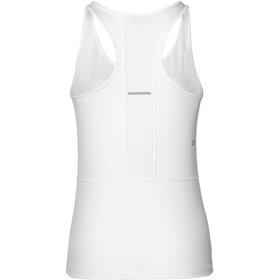 asics Loose - Camiseta sin mangas running Mujer - blanco